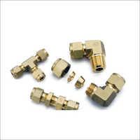 Brass Tube Fittings Manufacturer