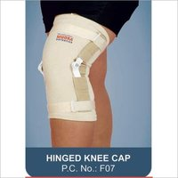 HINGED KNEE CAP