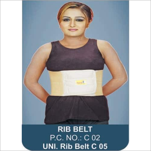 Rehabilitation Body Support Belts