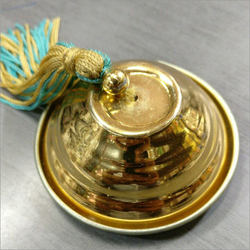 Golden Cap for Paper Tube Box