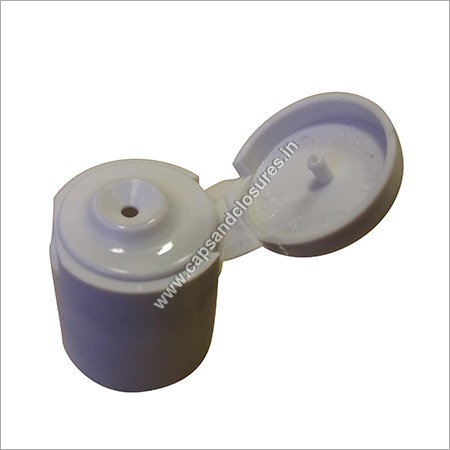20Mm Threaded Flip Top Cap (Long Cap)