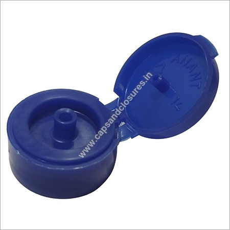 Snap Fit Tamper Evident Flip Top Cap