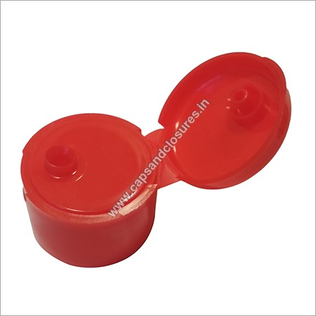 28Mm Threaded  Flip Top Cap