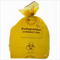 Hospital Biodegradable Garbage Bags