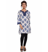 Cotton Printed Full sleeve Dress