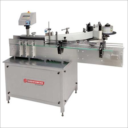 Automatic Labeling Machine