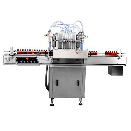 Electric Bottle Filling Machine