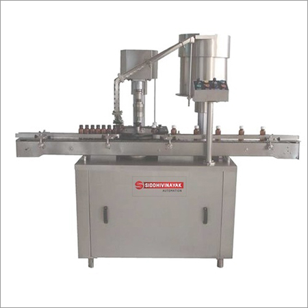 Electric Bottle Capping Machine