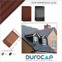Flat Series Ceramic Roof Tiles