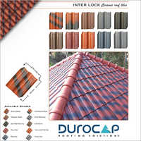 Interlocking Ceramic Roof Tiles