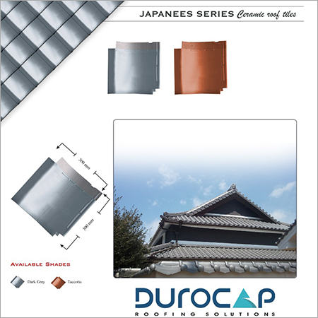 Japanese Series Ceramic Roof Tiles