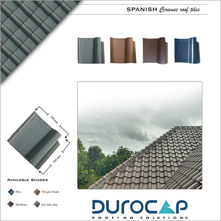 Spanish Ceramic Roof Tiles