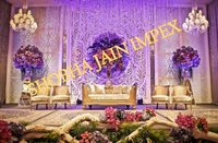 New Pannel Wedding Stage