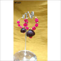 Fancy Ring Jhumkas