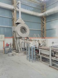 ZINC MELTING FURNACE