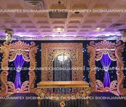 Mehraap Frames Reception Stage