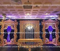Mehraap Frames Reception Stage