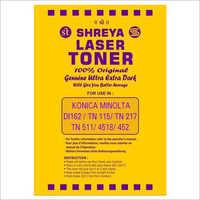 Konica Minolta Toner Powder