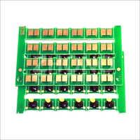 Color Toner Cartridge Chip