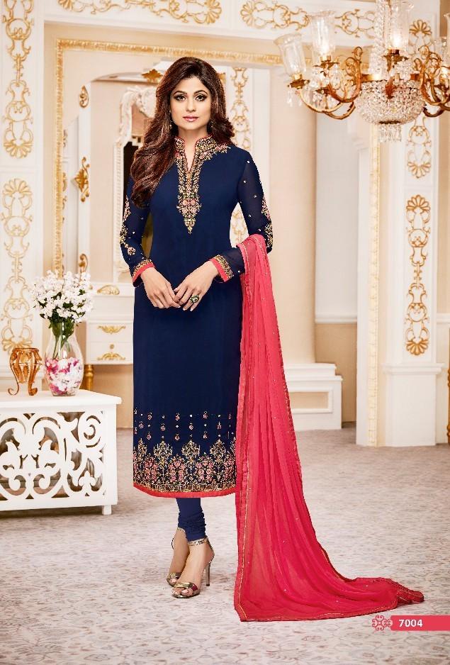 Aashirwaad Jannat Suits Shamita Shetty