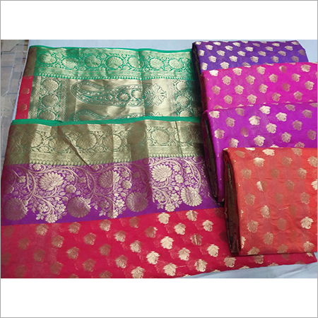 Banarasi Monica Saree