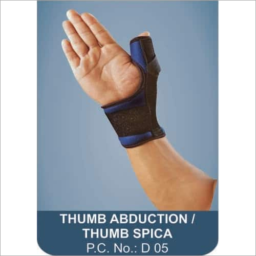 Thumb Abduction / Thumb Spica