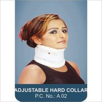 ADJUSTABLE HARD COLLAR