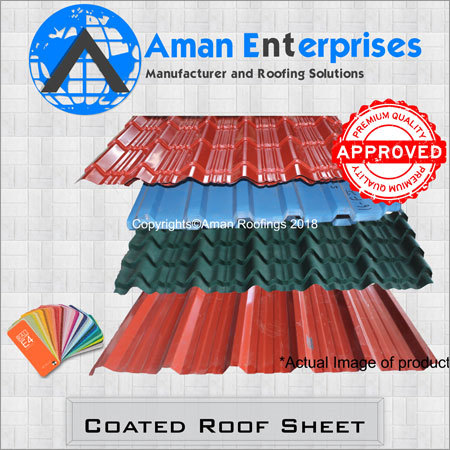 Coated Roof