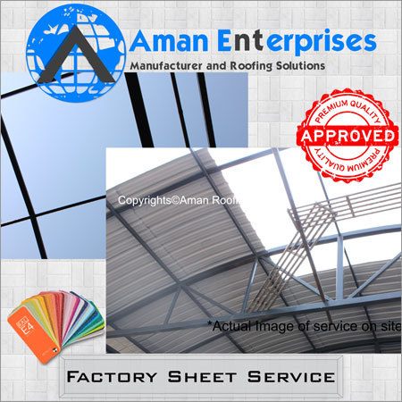 Factory Sheet Service