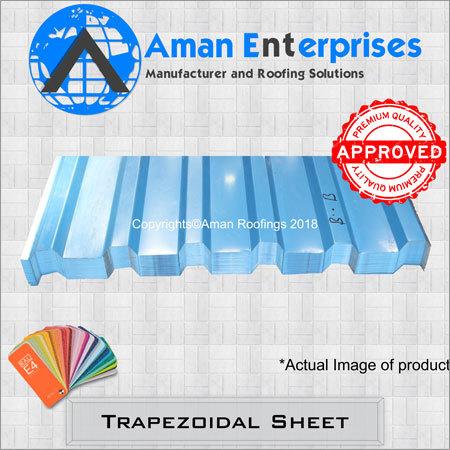 Trapezoidal Sheet