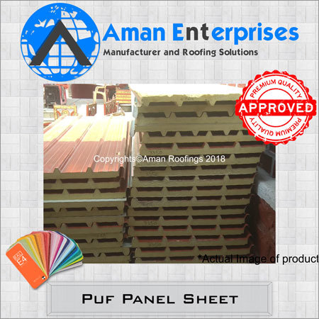 Puf Panel Sheet
