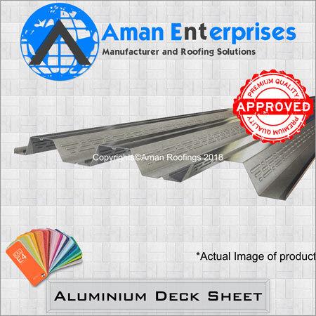 Aluminium Deck Sheet