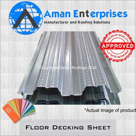 Floor Decking Sheet