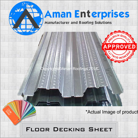 Floor Decking Sheet