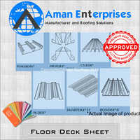 Floor Deck Sheet