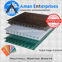 Multiwall Roofing Sheets