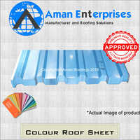 Color Roof Sheet