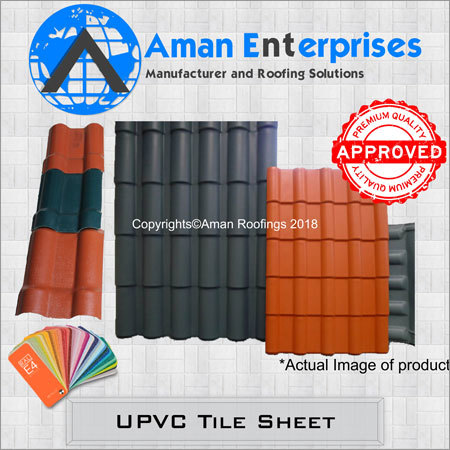 UPVC Tile Sheet