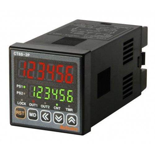 Autonics Counter/Timer CT6S-2P4