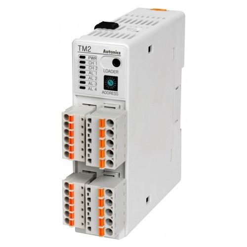 AUTONICS Modular Type PID Temperature Controllers TM4-N2SB