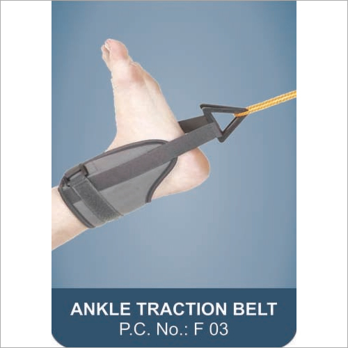 Lumbar Traction Belt