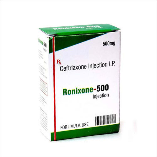 Ceftriaxone Injection I.P