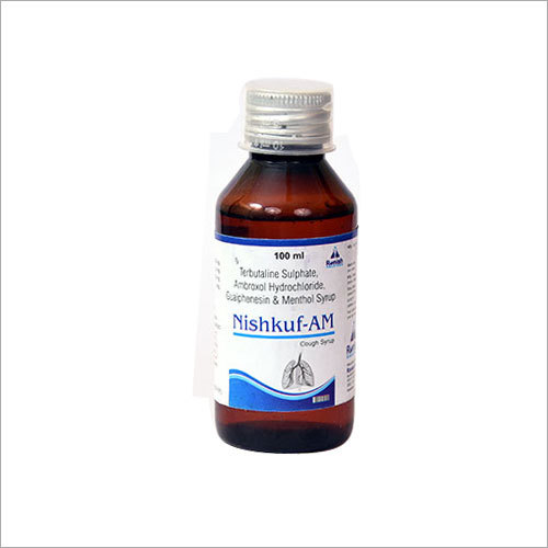 Nishkuf AM Cough Syrup