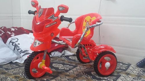 Baby tricycle speed