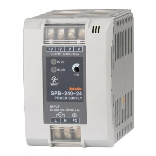 AUTONICS SMPS(Switching Mode Power Supplies) SPB-240-24