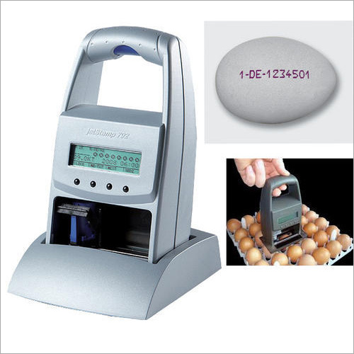 Handheld Eggs Inkjet Printer