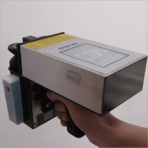 Handheld High Resolution Inkjet Printer
