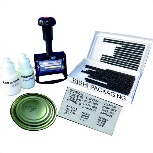 Hand Stamping System