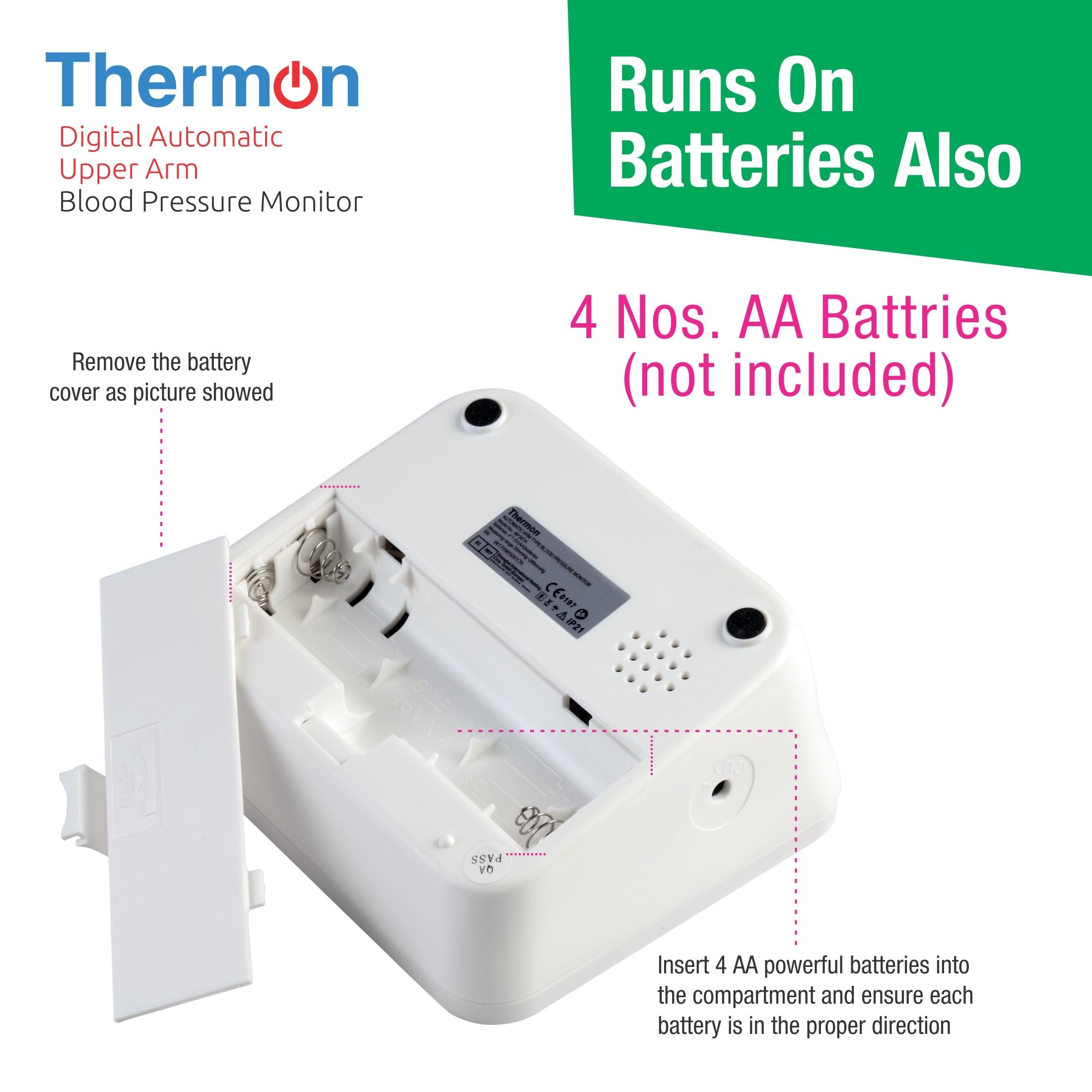 Thermon数字式血压显示器