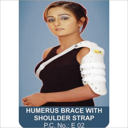 HUMERUS BRACE WITH SHOULDER CAP